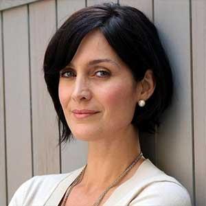 Carrie Anne Moss - vegetariani e vegani famosi
