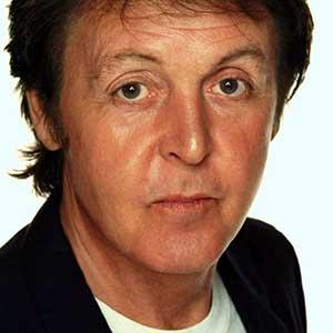 Paul McCartney - Vegetariani e vegani famosi