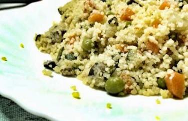 cous cous di verdure - ricette vegetariane
