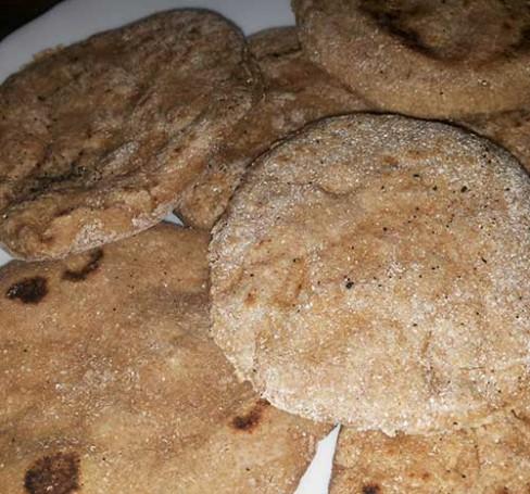 panini morbidi di farina integrale - ricette vegetariane