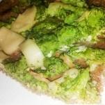 Pizza coi broccoletti – Ricette Vegane