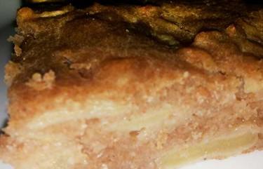 torta di mele e cannella - ricette vegetariane